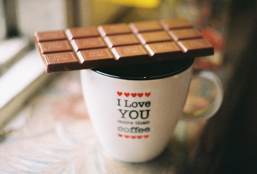 ambiverts:  I love you more than coffee by after_eight on Flickr.