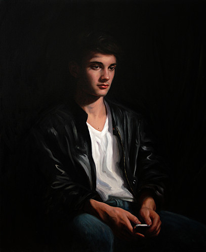 TM Davy Teenage Portrait