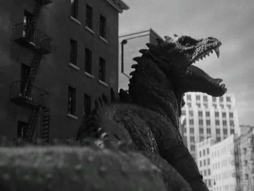monsterman:  The Beast from 20,000 Fathoms (1953)