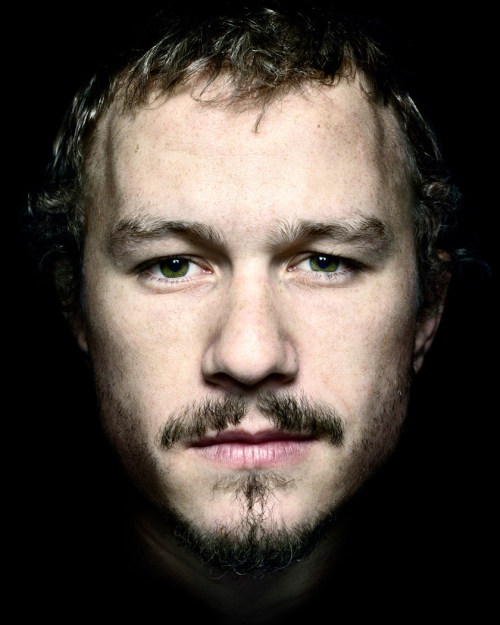 bohemea:  Heath Ledger by Platon
