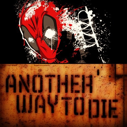 Check out this second #teeoftheday - #Deadpool #tee at #FreshBrewedTee.com // #Disturbed #AnotherWayToDie can be listened to while you wear it.   #Music #SongoftheDay #Comics #Tshirt #Nerd #Geek #Fashion #HeavyMetal #Metal #DavidDraiman #Marvel #ComicBooks #HardRock #Thunderbolts
