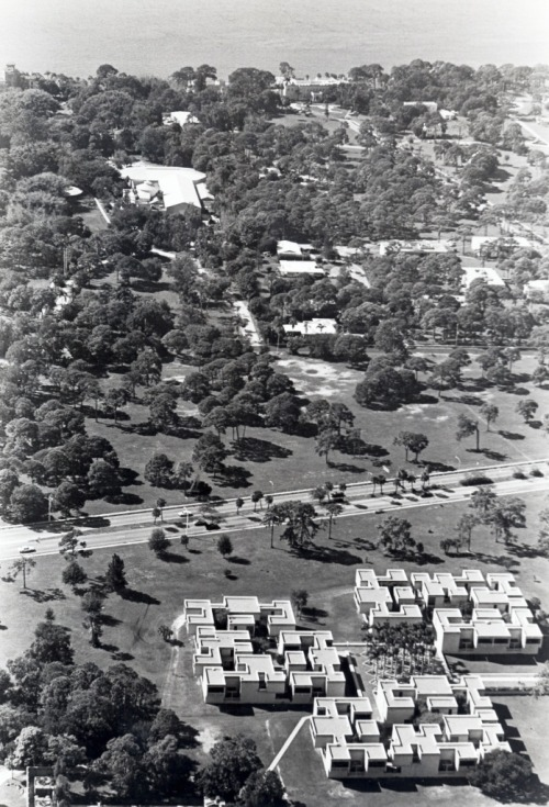 New College of Florida 1960sPei dorm complex