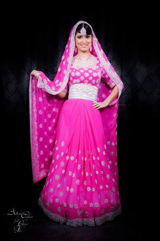 Pink, between India and Morocco By Aliance Caftan