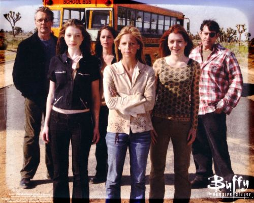 buffyvore:  10 years ago today, Buffy aired its final episode  Weeeird. Am I old, yet?