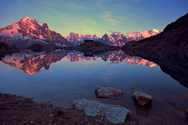 Lac Blanc explorer by 1D110 on Flickr.