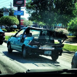 Hard working geo metro