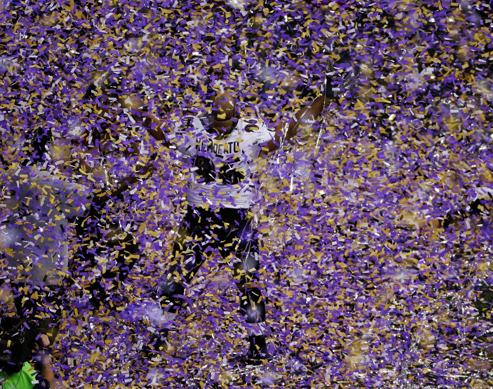 nfl:  Baltimore Ravens Super Bowl Champs!