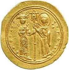In 1055, Theodora was crowned Empress of the Byzantine Empire. Read more about her life on Today in Women's History.