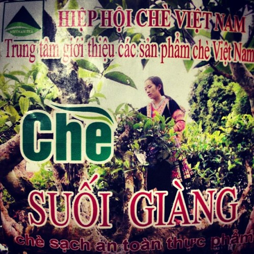 This #Vietnamese #tea kept my mom up for 24hrs. Should I try it? #vietnam