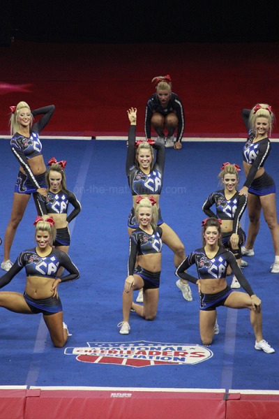 iliveforcheernotforyou:  cheerathleticspanthers:     this pic is perf look at EVERYONE they all look so gorgeous