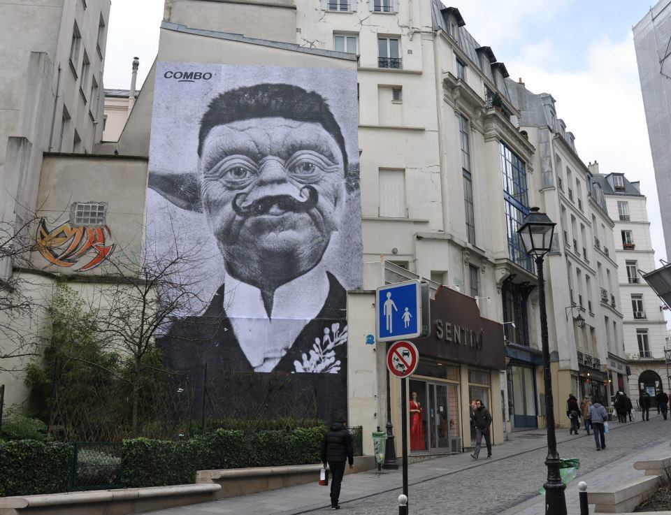 Monsieur Yoda, in Paris.