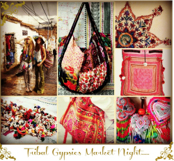I am loving Bella Boheme's tribal products! Click on the pic to go shopping.