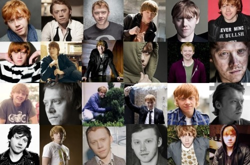 We LOVE when a new photoshoot emerges of Rupert Grint - but which one has been your favourite so far? We can't wait for the next one - hopefully, we won't have to wait too long.
