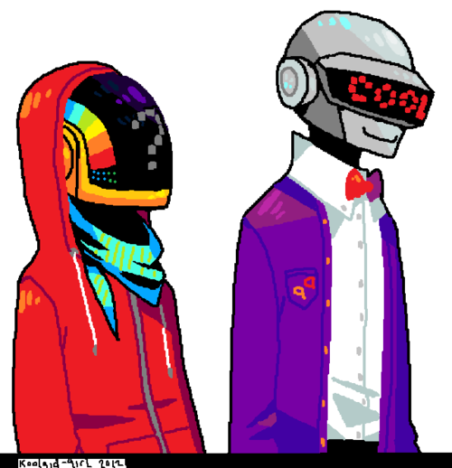 I think if they were in homestuck that they would be seen together always. Just a thought. so I put them together ms paint