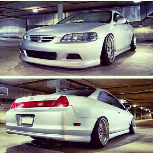 Cleanest accord coupe ever