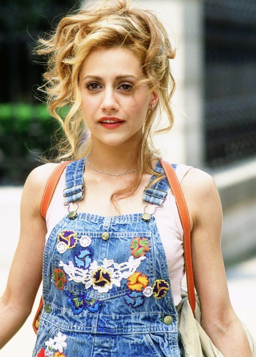 movie brittany flowers RIP brittany murphy uptown girls curly hair murphy overalls