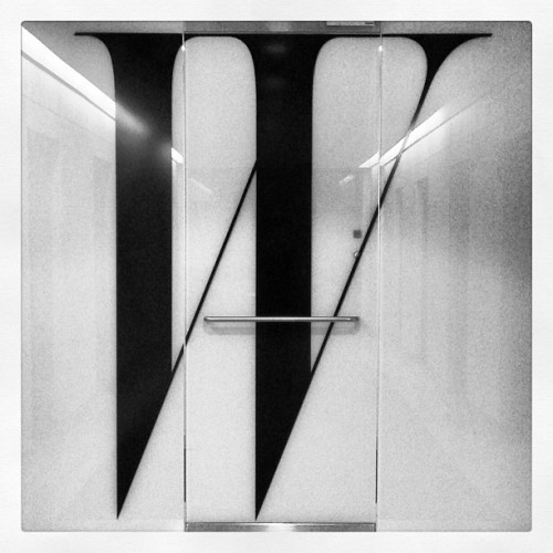 Ciao for now… (at W Magazine)