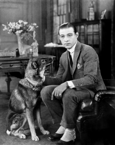 Happy Birthday Rudy!  Rudolph Valentino May 6, 1895 – August 23, 1926