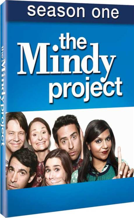 movies-tv-more:  The Mindy Project - Season One hits stores August 13th. The 3-disc DVD set contains all 24 episodes and is priced at $29.98 SRP. There is no info on any extras that may be included at this time. season 2 airs Tuesdays this fall on FOX. Source: TVshowsonDVD.com