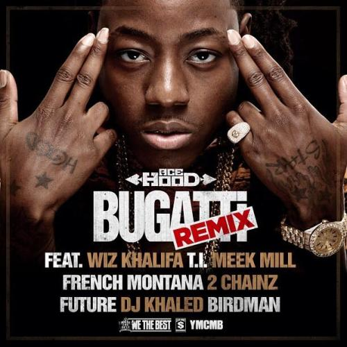 Ace Hood - Bugatti (Remix) ft. Wiz Khalifa, T.I., Meek Mill, French Montana, 2 Chainz, Future, Dj Khaled & Birdman Trials & Tribulations drops July 16th.   Previous: Ace Hood - On Right Now