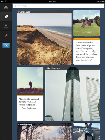 Tumblr's iPad app is finally here!