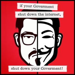 Keep the Internet free from the Goverment control!