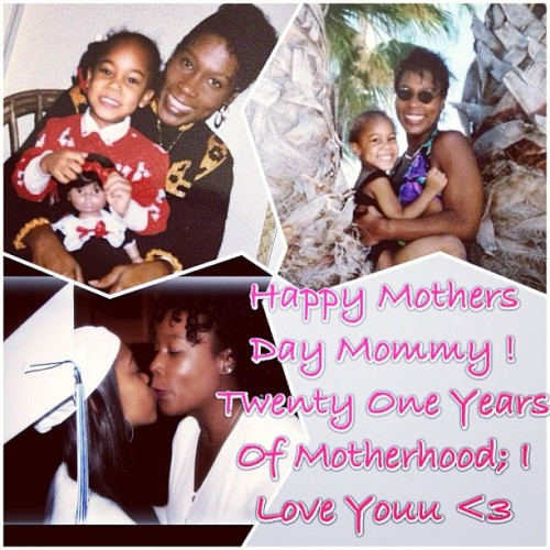 Happy Mothers Day; Love My Mother ❤