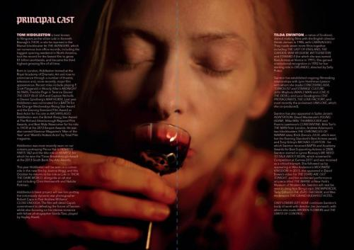 we-love-cinema:  Only Lovers Left Alive (2013) Press Kit Source