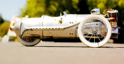 carpr0n:  Safety not guaranteed Starring: Morgan 3-Wheeler (by Lockwasher)