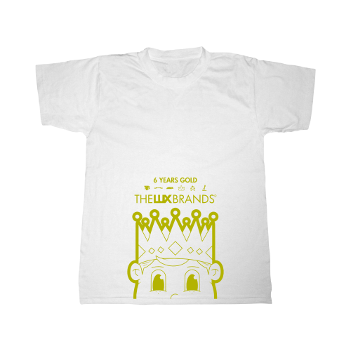 theluxbrands:  We're giving away some of our anniversary t-shirts, if you want one spread the word, reblog, and all that  PICCCCK ME