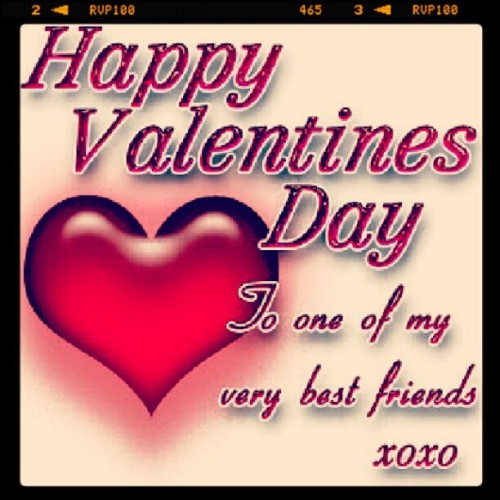HAPPY VALENYINES DAY TO ALL MY FRIENDS THAT R FOLLOW ME