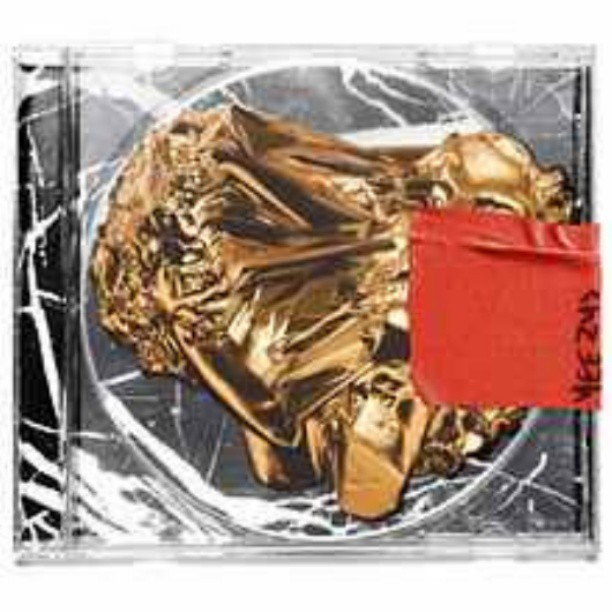 thisizorhan:  Oh lord #Yeezus its ah fire.  Kanye West June 18th . #HipHop #GoodMusic #Yeezus