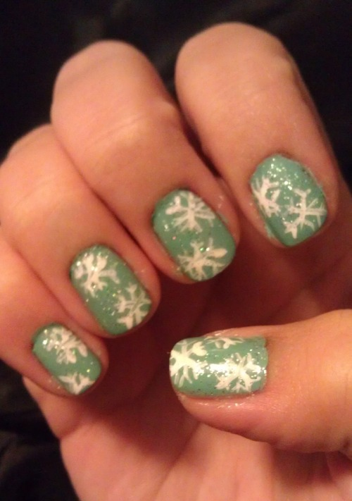 Nails Of The Day: NAILS OF THE DAYby From Our Readers  http://bit.ly/1083fqR