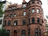 "alexanderchee:  The first building I lived in in Brooklyn, the Adams Family mansion, is up for sale. 5,990,000, currently divided into ten apartments. In 1996 I sublet the attic apartment overlooking Carroll Street. The house is famously haunted by the ghosts of the Irish servants who died there in an elevator accident, and the landlady used to say the ghosts required that residents be Irish. I'd recently been told my grandmother's last name was Flood—and when I checked, it was an Irish name (from the New York City Floods even—she'd run off to Maine to marry a farmer, my grandfather). That the ghosts never bothered me confirmed for me then, in my own weird way, that I was a little Irish, later actually confirmed by the genealogist my brother hired to trace my mother's family's roots. But definitely the strangest moment was the first, when I did as I was told and walked into the empty apartment, set down my bags and said ""Hello, my name is Alexander Chee, and my grandmother was a Flood,"" to either the ghosts or the empty room. I'll never know. (via Building of the Day: 119 Eighth Avenue)"