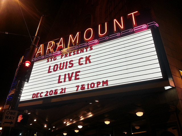 Louis CK!!! on Flickr.