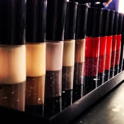@GiorgioArmani Beauty: the nail lacquer. Comin' atchya in October. CE
