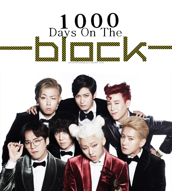 #1000DaysOnTheBlock I can't believe this
