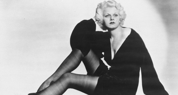 theatlantic:  The Original 'Blonde Bombshell' Used Actual Bleach on Her Head  Jean Harlow died young, bedridden, and losing her hair. Read more. [Image: AP]