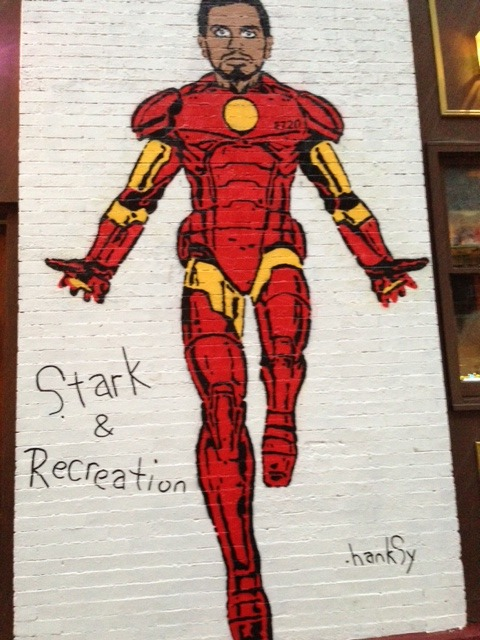 justinalcon:  stark and recreation