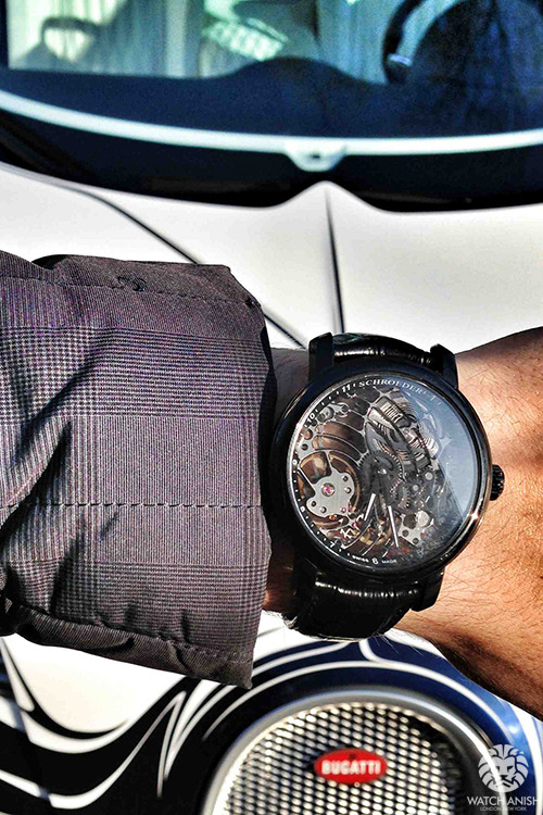 watchanish:  Schroeder x The Bugatti Boyz