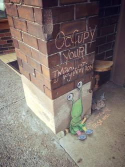 autopsi-art:  Occupy your Imagination de David Zinn