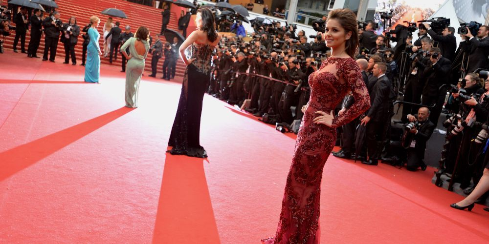 angelofthenorth:  Cheryl Cole attends the Jimmy P. Premiere at Cannes Film Festival 18/05/2013