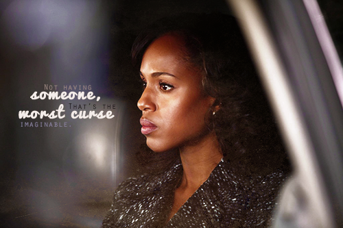 truebornstark:  Racebent OUAT   └ Kerry Washington as Regina Mills.