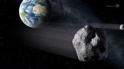 Asteroid Gives Earth Record-Setting Close Shave Today: How to Watch Online While the close approach occurs during daylight hours in the Western Hemisphere, shutting out observers there, stargazers in parts of Europe, Asia, Africa and Australia have a shot at seeing the asteroid today. Wherever you may be, you can watch the flyby live on your computer.
