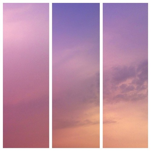 Sunset collage #epic