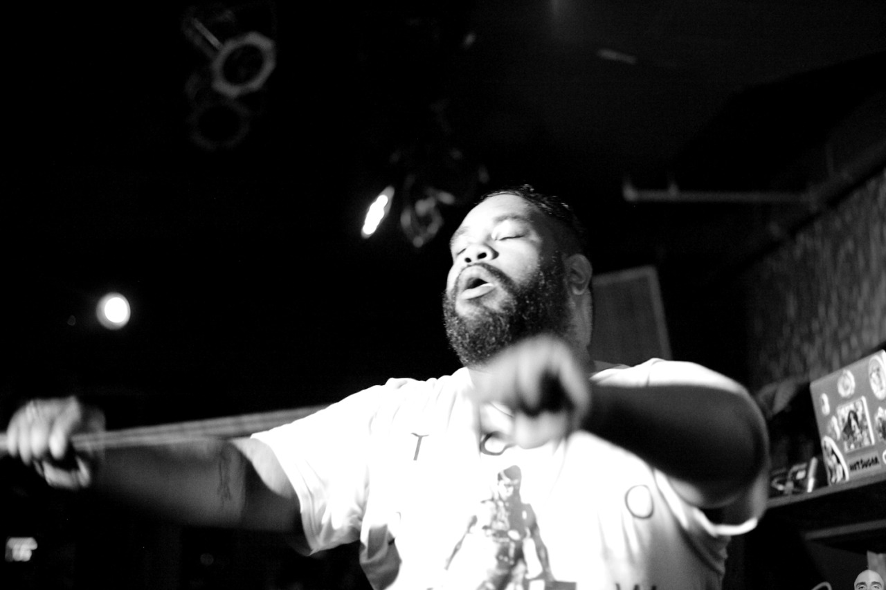 @AAANTWON performing at Element #7