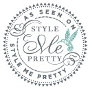 Check us out! http://www.stylemepretty.com/customweb/pages/press/images/As-seen-SMP.jpg