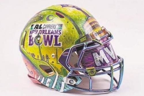 The 2012 New Orleans MVP Trophy is the bowl season's best [Photo] For the latest and greatest threads to hit the market, visit Gamedayr Uni Blog.