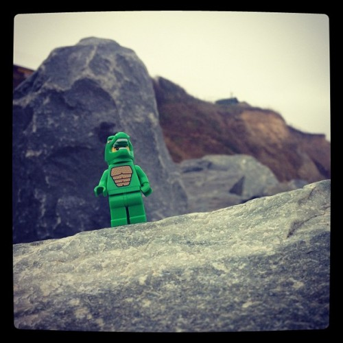 #lego #lizardman #norfolk #california