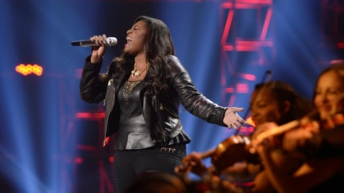"Candice Glover Wins ""American Idol"" After the nationwide vote last night, the winner of American Idol Season 12 is 23-year-old Candice Glover from St. Helena Island, South Carolina. This was her third year auditioning."